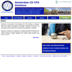 Amsterdam US CPA Solutions